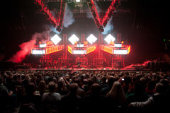Trans-Siberian Orchestra Stock Photo