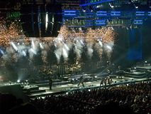 Trans Siberian Orchestra 5 Royalty Free Stock Photos