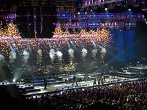 Trans Siberian Orchestra 7 Stock Images