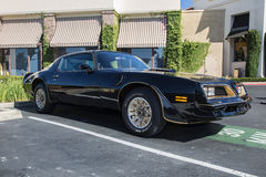 Trans Am 6.6 TA Stock Photo