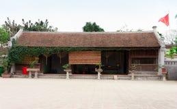 Trans tempel Arkivbild