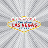 Trans vegas burst Royalty Free Stock Photo