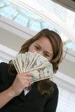 Transactie royalty-vrije stock foto
