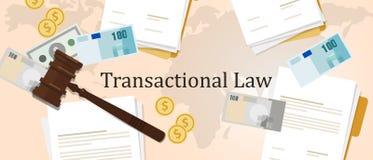 Transactional prawa pieniądze biznesowy pojęcie sprawiedliwość młota młoteczka osądzenia procesu ustawodawstwa papierowy dokument Obrazy Stock