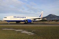 Transaero Photos stock