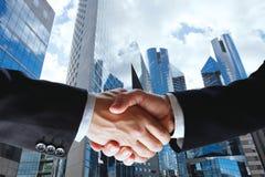 Transakcja biznesowa obrazy stock
