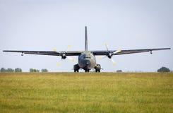 Transall γ-160 μεταφορικό αεροπλάνο Στοκ Εικόνες