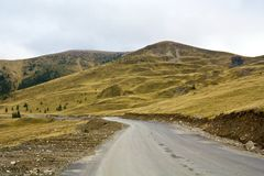 Transalpina Royalty Free Stock Images