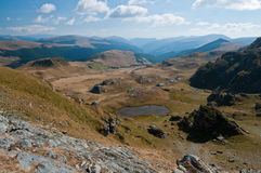 Transalpina Royalty Free Stock Photography