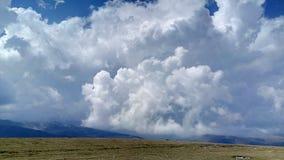 Transalpina berg Royaltyfri Foto