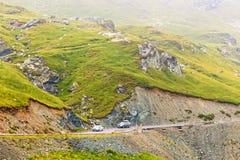Transalpina, Parang Mountains, Romania Stock Photo