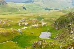 Transalpina, Parang Mountains, Romania Stock Photo