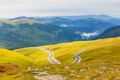 Transalpina, Parang Mountains, Romania Stock Images