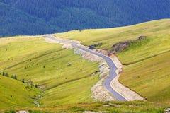 Transalpina, Parang Mountains, Romania Stock Photography