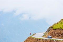Transalpina, Parang Mountains, Romania Stock Image