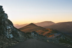 Transalpina Royalty Free Stock Photos