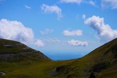 Transalpina väg, Rumänien arkivfoton