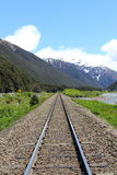 Transalpine, New Zealand Stock Photos
