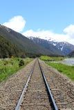 Transalpine, Nueva Zelandia Fotos de archivo