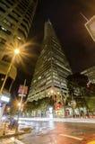 Transamerica金字塔,旧金山 免版税库存图片