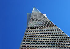 Transamerica building Stock Images