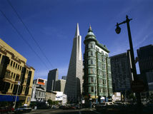 Transamerica Building Stock Photo