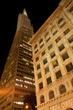 Transamerica Building in downtown San Francisco Stock Images