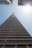 Transamerica Pyramid Stock Photography