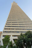 Transamerica pyramid Stock Photo