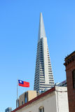 Transamerica Pyramid, San Francisco, USA Royalty Free Stock Image