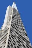 Transamerica Pyramid skyscraper Stock Photo