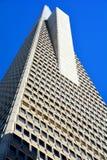 Transamerica Pyramid skyscraper Stock Image