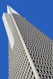 Transamerica Pyramid skyscraper Royalty Free Stock Images