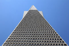 Transamerica Pyramide, San Francisco, Lizenzfreies Stockbild