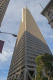 Transamerica skyscraper Royalty Free Stock Photos