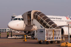 TransAsia Airways Airbus A320 Fotografia de Stock