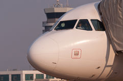 TransAsia Airways flygbuss A320 Royaltyfri Foto