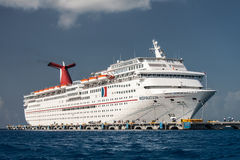 Transatlantic in Cozumel Mexico Royalty Free Stock Photography