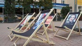 Transatlantic Festival Lodz Royalty Free Stock Photography