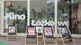 Transatlantic Festival Lodz Stock Photography