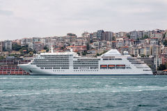 Transatlantic in Istanbul Turkey Stock Photos