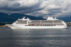 Transatlantic in Vancouver Royalty Free Stock Image