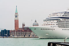 Transatlantic in Venice Stock Images