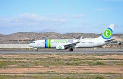 Transavia στοκ φωτογραφία με δικαίωμα ελεύθερης χρήσης