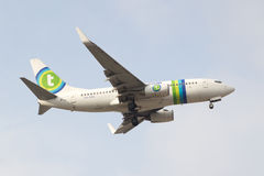 Transavia Airlines Stock Images