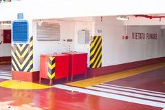 Transbordador Foto de archivo
