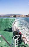 transbordador Fotografía de archivo libre de regalías