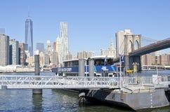 Transbordador de East River Foto de archivo