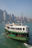 Transbordador de Hong-Kong Imagen de archivo