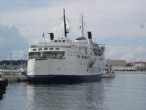 Transbordador de Istra Foto de archivo